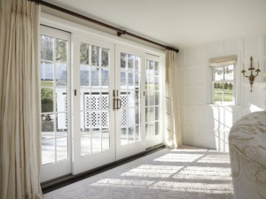white-patio-doors