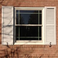 white double hung windows