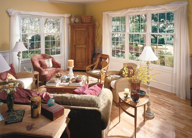 Double Hung Windows Cincinnati