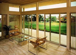 Preventing Drafts through Patio Doors