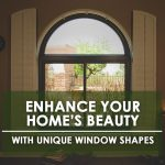 Enhance Your Cincy Home's Beauty With Unique Window Shapes