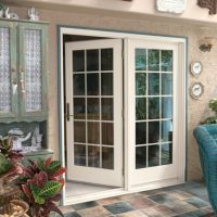 fiberglass patio doors