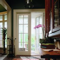 frenchwood white interior colonial