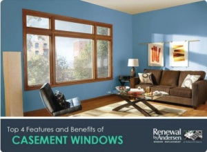 Top 4 Features and Benefits of Casement Windows