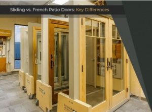 Sliding vs. French Patio Doors: Key Differences