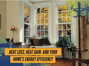 Heat Loss, Heat Gain and Your Home's Energy Efficiency